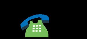 Phone contact logo